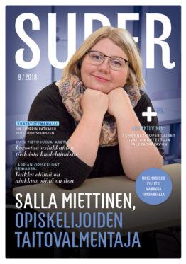 SuPer-lehti syyskuu 2018