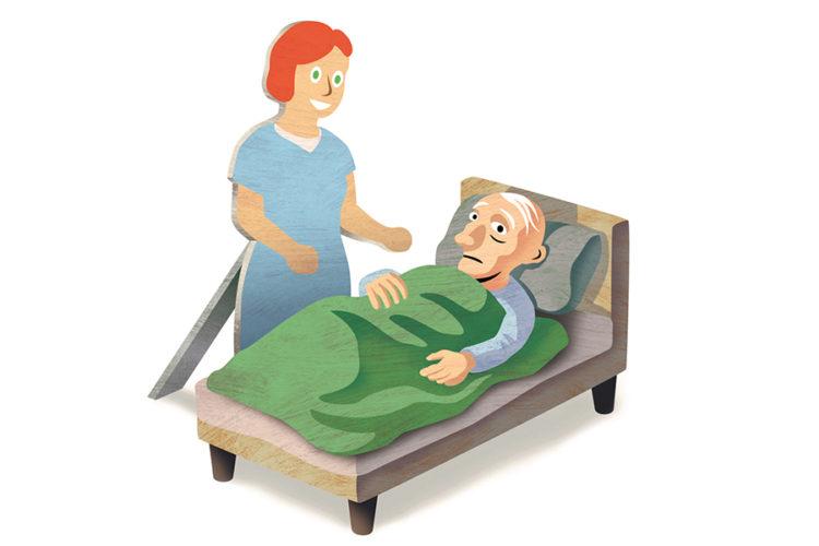 Kivelä vanhusten hoiva