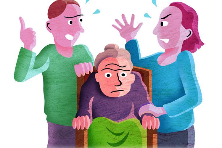 Omaishoitaja hoitoala