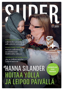 SuPer-lehti 12/2018