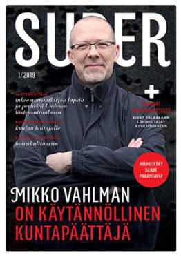 SuPer-lehti tammikuu 2019