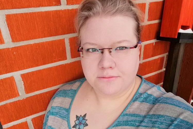 Lähihoitaja Anna-Reeta Pakarinen