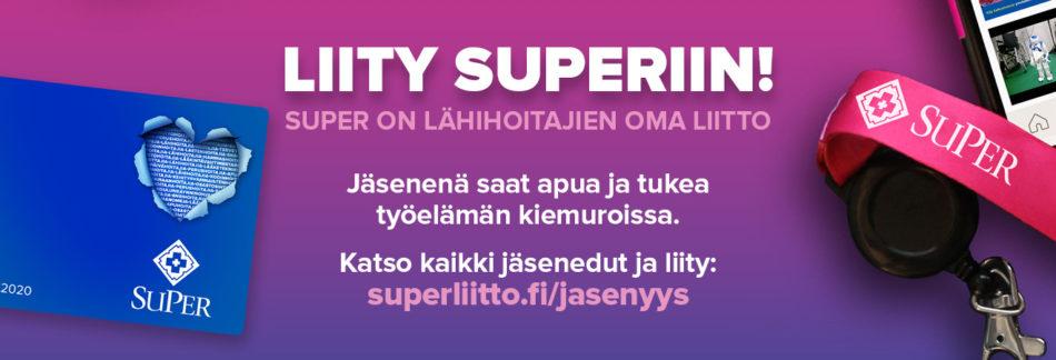 Liity SuPeriin