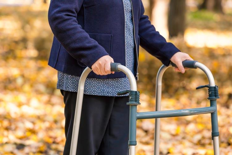 vanhusten fyysinen kunto