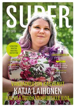SuPer-lehti kesäkuu 2019