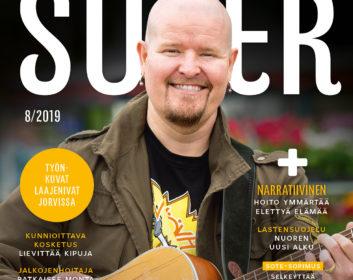SuPer-lehti kansi