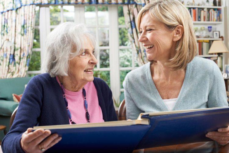 Lähihoitaja vanhustyö