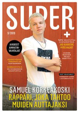 SuPer-lehti syyskuu 2019