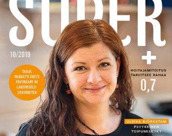 SuPer-lehti lokakuu 2019