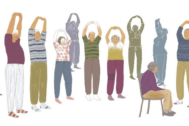 vanhusten toimintakyky