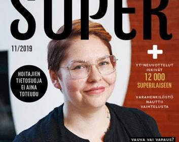 SuPer-lehti marraskuu 2019