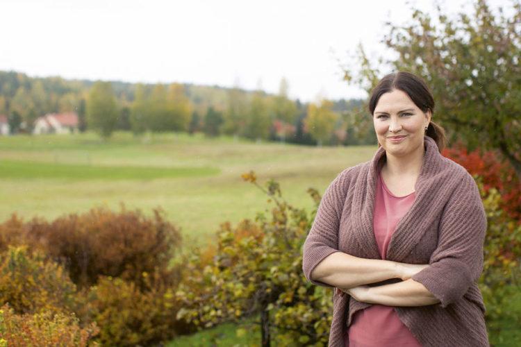 Työterveyspsykologi Marjo Pennonen