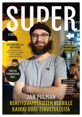 SuPer-lehti tammikuu 2020