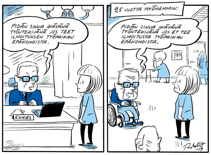 Hoitajien ilmoitusvelvollisuus