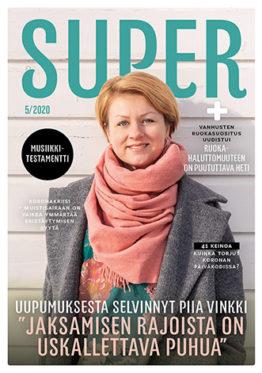 SuPer-näköislehti toukokuu 2020