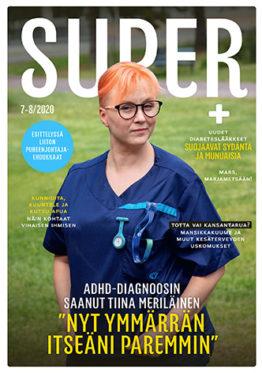 SuPer näköislehti heinä-elokuu