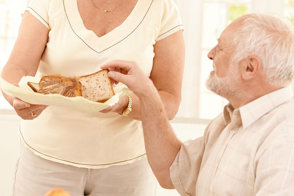 Vanhusten Sairaudet