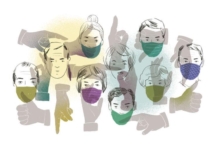 Koronaepidemia hoitajien jaksaminen