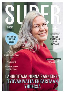 SuPer-lehti huhtikuu 2021