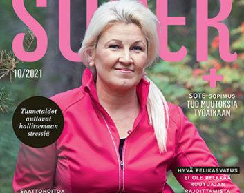 SuPer-lehti lähihoitaja